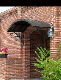 awnings for doors at lowes metal awnings for doors adds secure and also convenience in the