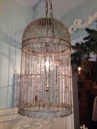 How To Make A Birdcage Chandelier Restoration Hardware Birdcage Chandelier The Thrifty Way