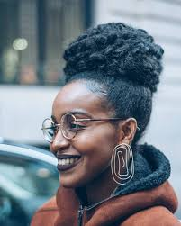 afro hairstyles instagram l musesuniform musesuniform on instagram hair bun hairstyles
