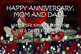 Greetings For 50th Wedding Anniversary Happy Anniversary Mom And Dad Parents Wedding Anniversary