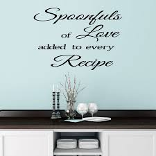 quote wall stickers uk kitchen wall sticker quote bedroom