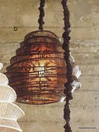 roost bamboo cloud chandelier u2013 modish store