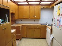 retro kitchen cabinets 5 ideas to repaint rebecca s faded wood kitchen cabinets retro