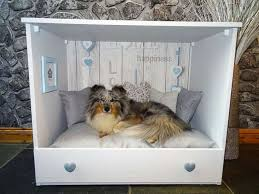 Cats In Dog Beds Woman Turns Old Dressers Into Cozy Personalized Dog Beds Abc News