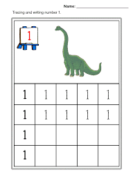 writing number worksheet 1 10 crafts and worksheets for