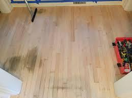 Hardwood Floor Water Damage Can Water Damaged Hardwood Floors Be Repaired Hardwood Flooring