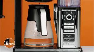 ninja coffee bar clean light wont go off descaling your ninja coffee bar system cf090 series 8 minute