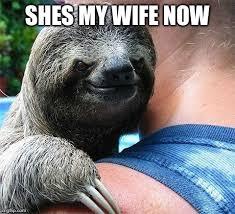 Sloth Meme Maker - evil sloth meme generator imgflip