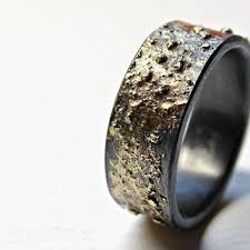 Viking Wedding Rings by Best Rustic Gold Wedding Bands Products On Wanelo