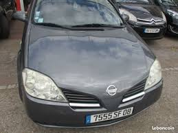 used nissan primera 2 2dci your second hand cars ads
