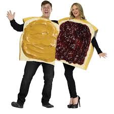 Walmart Halloween Costumes Teenage Girls Peanut Butter Jelly Couple Halloween Costume Walmart