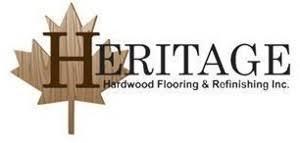 heritage hardwood flooring refinishing inc in toronto on