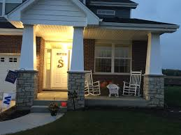 Front Porch Post Wraps by Craftsman 4 Hire Woodstock Il
