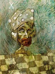 art ulysse 31 cobra van gogh and some strange sketches