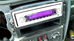 aftermarket radio install 2004 chevrolet trailblaz youtube