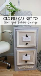 Drawer Filing Cabinet Little Gray Table New Craft Counter Made From Filing Cabinets