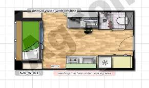 Storage Container Floor Plans - shipping container apartment plans awesome 13 cargo container with