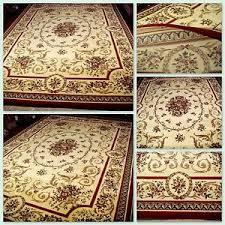 tappeto disegno 290x200 cm imponente tappeto disegno aubusson orientale persiano