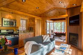 Trailer Home Interior Design by Manufactured Homes Look Like Log Cabins Handmade Mobile Home
