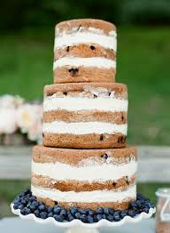 wedding cake no icing aesthetic ideas wedding cake and gorgeous blueberry