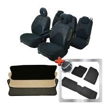 pack housses de sièges tapis de sol et tapis de coffre citroën