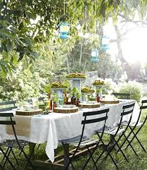 Party Table Setting Ideas Summer Table Decorations Size