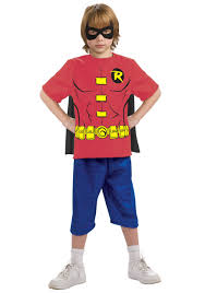 Boys Halloween T Shirts by Child Robin Costume T Shirt