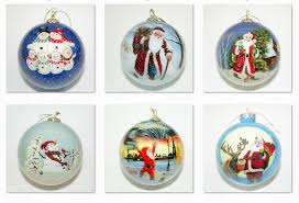 Glass Christmas Tree Ornament - hand painted blown glass christmas tree ornaments shenzhen jinyi