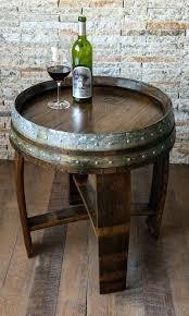 Wine Barrel Bar Table Winsome Wine Barrel End Table For Home Ideas U2013 Monikakrampl Info