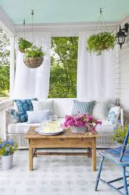 Side Porch Designs Best 25 Front Porch Curtains Ideas On Pinterest Screened Porch