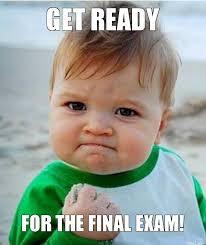 Memes About Final Exams - ms petty at righetti high school june 7 2016 final exams 4 5