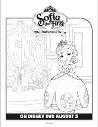 11 coloring sophia images sofia