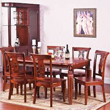 European Dining Room Furniture Tables And Chairs Supply Wholesale Leisure Wood Dining Table