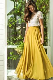 flowy maxi skirts amelia yellow maxi skirt morning lavender
