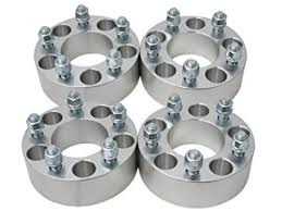 mustang 4 to 5 lug adapters amazon com 4 50mm 2 5x4 5 to 5x4 5 hubcentric wheel spacers
