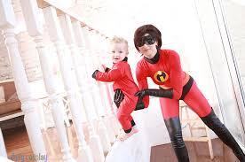 Jack Jack Halloween Costume Incredibles Elastigirl U0026 Jack Jack Incredibles Daily Cosplay