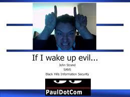 Sans 20 Critical Controls Spreadsheet John Strand Sans Black Hills Information Security Ppt Download