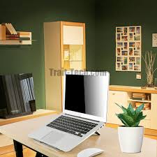 Desk Laptop Stand by Aluminum Laptop Stand Ergonomic Comfortable Notebook Stand