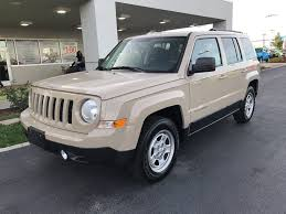 patriot sport jeep used car dealer used cars for sale tinley park il bettenhausen