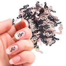 Nail Decorations Music Note Nail Ebay