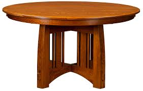 this amish built dining table is available in several sizes and