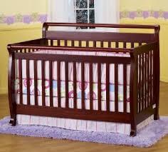 Davinci Emily 4 In 1 Convertible Crib With Toddler Rail Davinci Emily 4 In 1 Convertible Crib Cherry Gosale Price