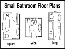 inspiration 20 small bathroom designs and floor plans design
