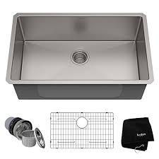 kitchen sink model 6 best kitchen sinks reviews unbiased guide 2018 faucet mag