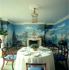dining room murals formal classic dining room wall murals max monty