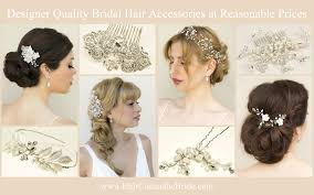bridal hair prices designer bridal hair accessories at reasonable prices real