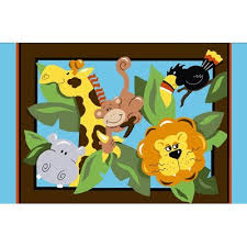 Kids Jungle Rug Kids U0027 Animal Rugs You U0027ll Love Wayfair Ca