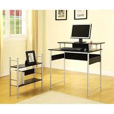 Dark Wood Computer Desk Desks Cheap Modern Computer Desk In Elegant Wooden Design Nidahspa