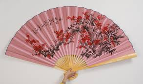 paper fans big paper fans home décor wall decor