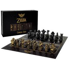 buy chess set the legend of zelda collector s edition chess set board games